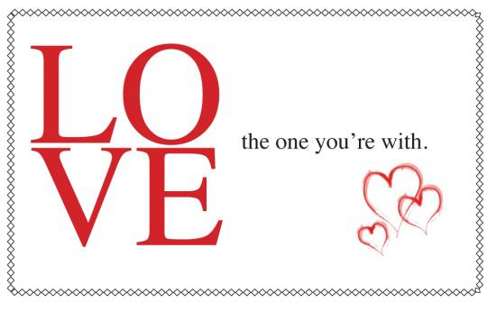 love-the-one
